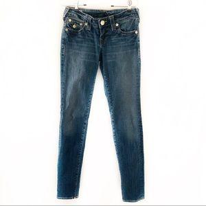 True Religion Julie Blue Jeans Size 26